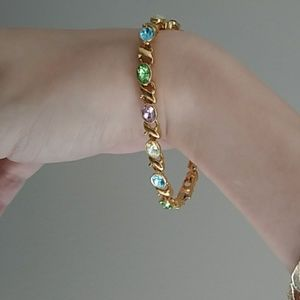 Jewelry - Multi colour stone bracelet
